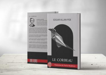 Le Corbeau – Couverture