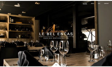 Le Bel enCas – Website